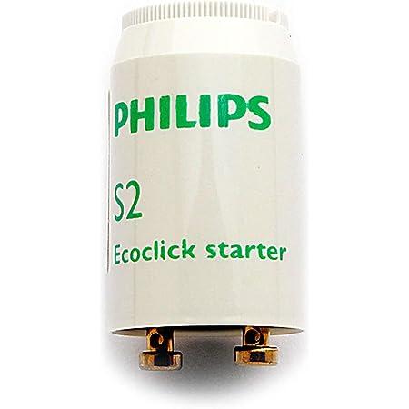 65W HQ Brand* 2 x Philips S10 ECO FSU  Fluorescent Starter Motor 4w