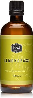 Lemongrass - Premium Grade Scented Oil - 100ml