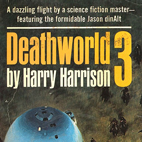 Deathworld 3 audiobook cover art