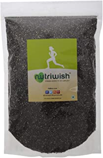 Nutriwish Premium Chia Seeds 1kg (NTW080)