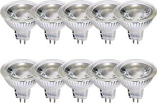 LED Glas Leuchtmittel Reflektor GU5,3 5W = 35W warmweiß 2700K flood 38° DIMMBAR