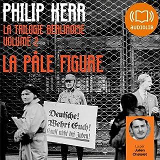 La pâle figure audiobook cover art