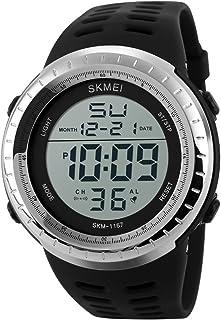 Compass Digital Sports Watches Men Countdown Pedometer Calories Skmei Top Brand Luxury Waterproof Wrist Watch Clock Man Relojes Refreshment Men's Watches
