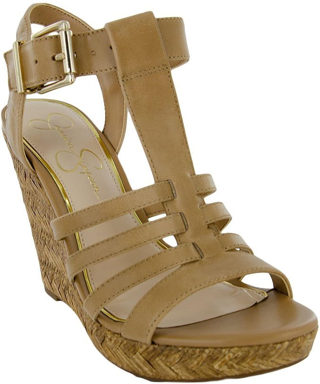 Jessica Simpson Womens Jenna Wedge Sandals