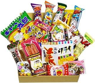 comprar comparacion Caja japonesa de Dagashi del caramelo 20pcs Umaibo Snack Gumi de la patata Chip Kitty chocolate con la etiqueta engomada d...