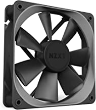 NZXT AER P - 120mm - Winglet Designed Fan Blades - Fluid Dynamic Bearings - PWM Static Pressure Fans - Gaming Computer Fan