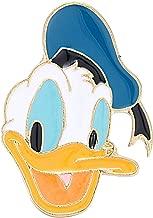 New Horizons Production Donald Duck Face Metal Enamel Pin