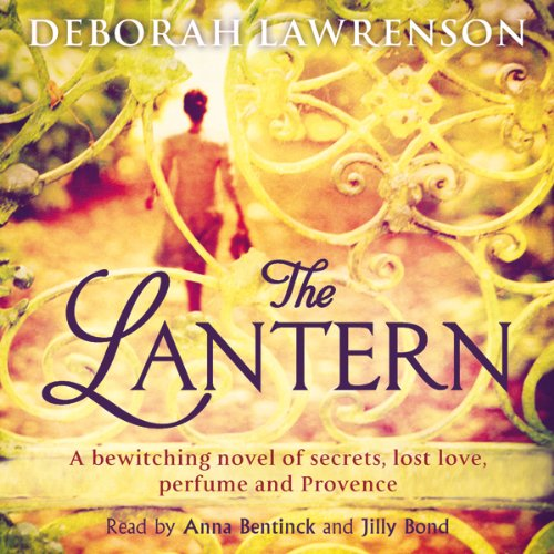 The Lantern audiobook cover art