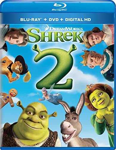Shrek 2 - Blu-ray + DVD