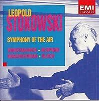 Stokowski & The Symphony of the Air: Shostakovich, Respighi, Khachaturian, Bloch, Frescobaldi, Palestrina, Gabrieli, & Cesti