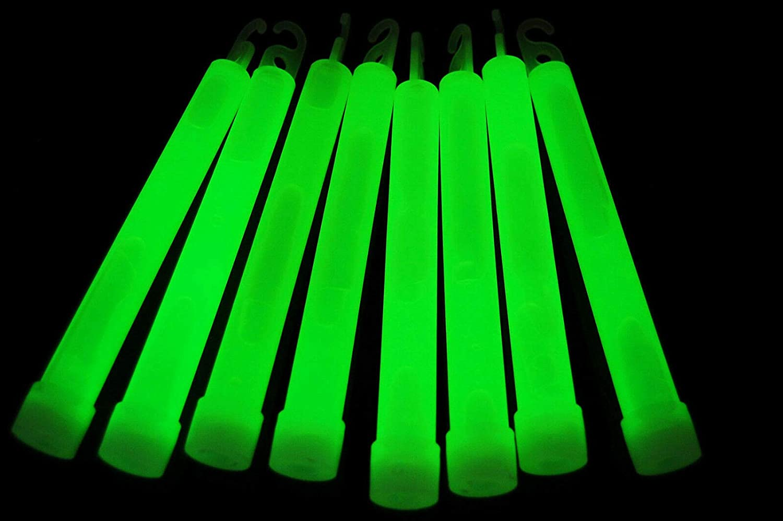25pcs 6inch Austin Mall Industrial Grade Glow Emergency Super popular specialty store Camping Sticks Light