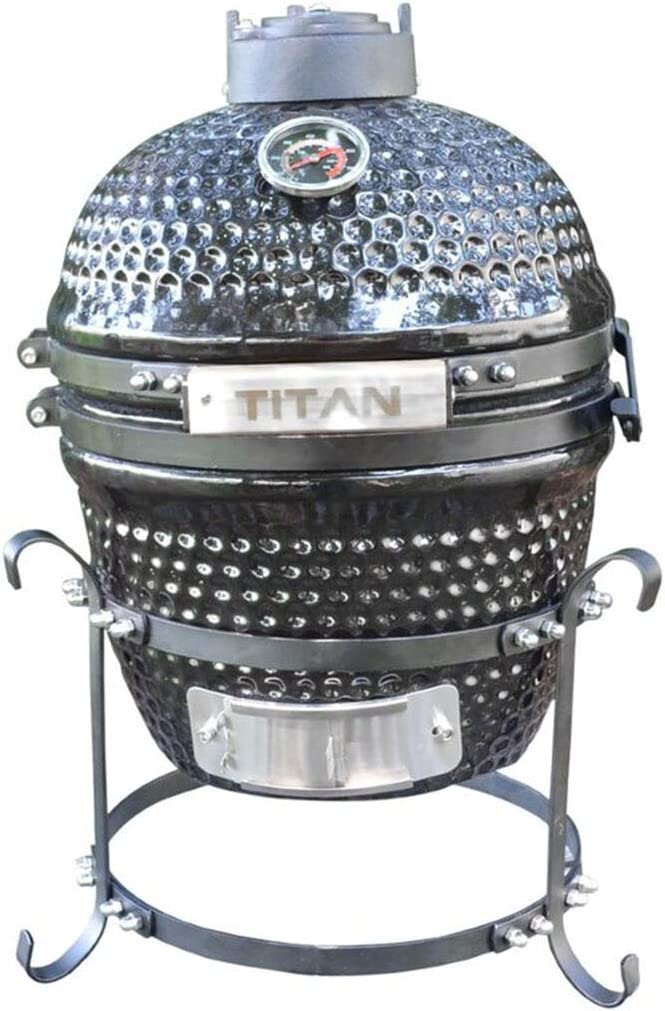 Year-end gift Titan Great Mesa Mall Outdoors Kamado Grill 10
