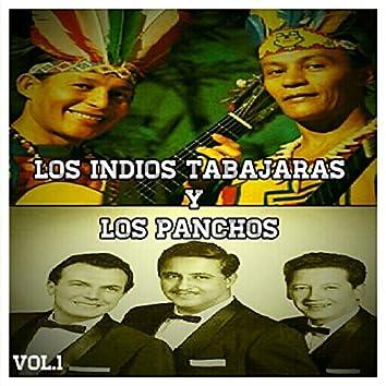 Los Indios Tabajaras y los Panchos, Vol. 1