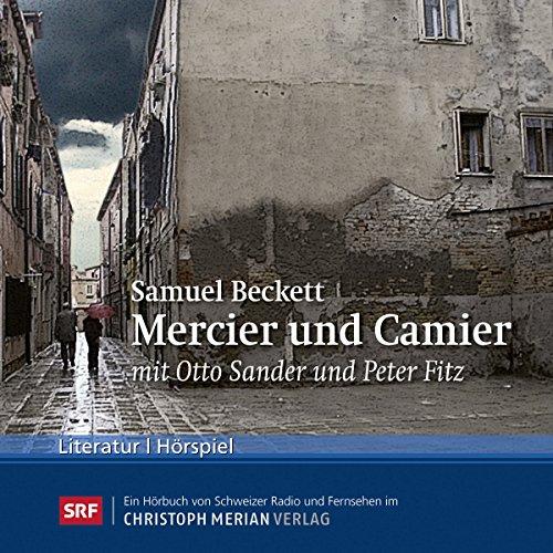 Couverture de Mercier und Camier