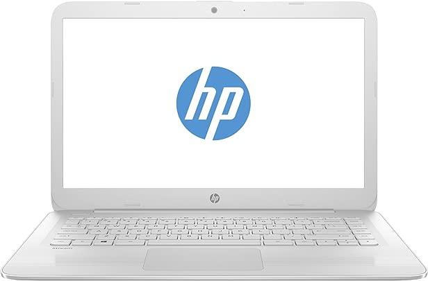 HP 14-ax003ns 14  quot HD-Laptop  Intel Celeron N3060  GB RAM  32 GB eMMC  Intel HD Graphics 400  Windows 10 und Microsoft Office 365  Schneewittchen QWERTY Espa ol