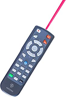 Remote Control for Hitachi CP-WU5500 Projector with Laser Pointer