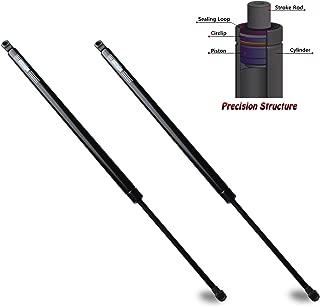 Beneges 2PCs Liftgate Lift Supports Compatible with 2004-2014 Nissan Armada, 2004 Nissan Pathfinder Armada, 2004-2010 Infiniti QX56 Tailgate Shocks Struts 6445, PM2052, SG225020
