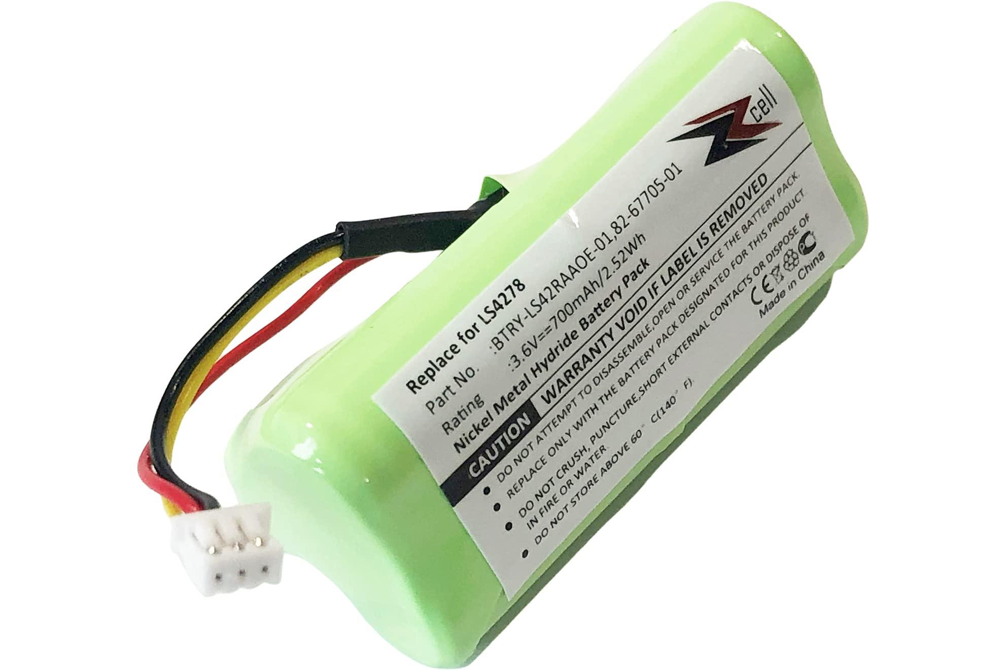 Bateria Para Motorola Symbol LS4278 BTRY-LS42RAAOE-01
