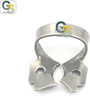 G.S Rubber Dam CLAMP #12A Lower MOLARS - Best Quality