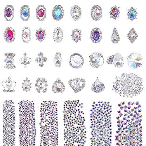 3d nail charms wholesale _image2