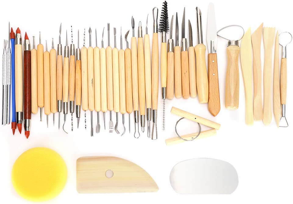 DIY Ceramic Tools Clay It is very popular Free shipping anywhere in the nation Carving Steel Sculpture Stainless M Tool