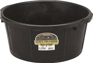 Little Giant Farm & Ag 6.5-Gallon Rubber Feeder Tub