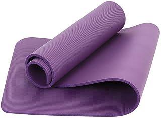 Yoga mat Slip Yoga Mat| Yoga Mat 15MM Thick Non-slip Fitness Pad For Yoga Exercise Pilates Meditation Gym Extra Thicken Ex...