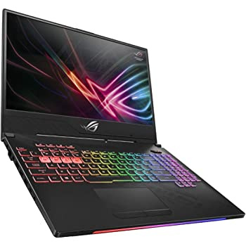 "Asus ROG HERO2-GL504GM-ES311T PC portable Gamer 15"" 144Hz Noir métallisé (Intel Core i7, 8 Go de RAM, 1 to + SSD 256 Go, Nvidia GeForce GTX1060 6 Go, Windows 10) Clavier AZERTY Français"