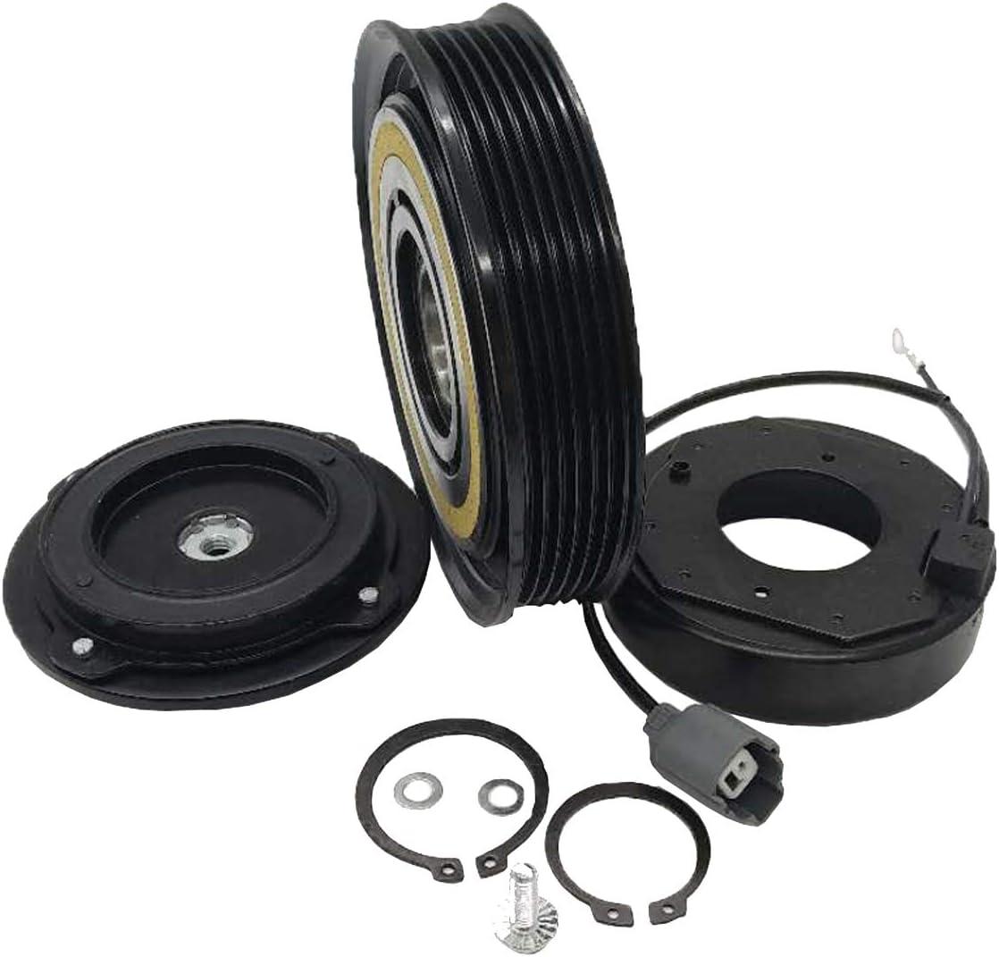 Hex Autoparts A C AC Compressor メイルオーダー Kit Repair Drive - Clutch 国産品 Plate