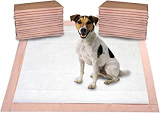 Mednet Direct 5 Layer Dog Training and Puppy Pads Leak Proof Maximum Absorbency for Dogs and Pets
