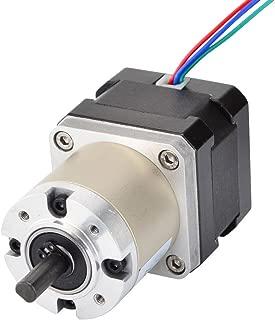STEPPERONLINE 27:1 Planetary Gearbox Nema 17 Stepper Motor DIY CNC Hobby Camera Robotics
