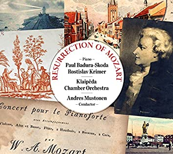 Resurrection of Mozart