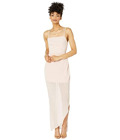 BCBGeneration Evening Strappy Dress VDW6185701 (Rose Smoke) Women