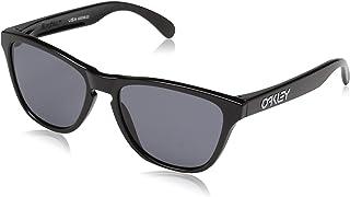 790d8624c1 Oakley Junior Kids Infanto Juvenil FROGSKINS XS OJ9006 900601 Preto Lente  Cinza Tam 53