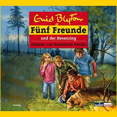 Fünf Freunde und der Hexenring Titelbild