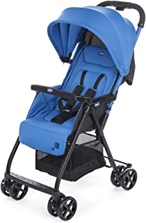 chilj| # Chicco Chicco Ohlala–Buggy Lightweight and Compact, 3.8kg, Blue (Power Blue)–Buggy Ultra-Compact, colorpower...