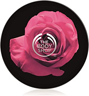 The Body Shop British Rose Body Butter Moisturizer - 200ml