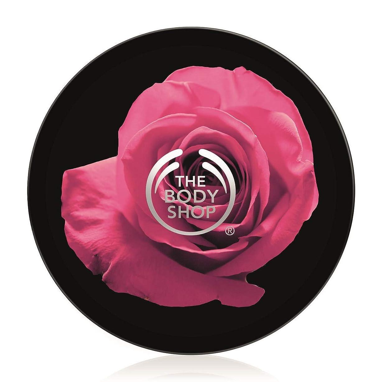 壁紙花に水をやる構成員ボディショップ BDY ブリティッシュ ROS ボディバター 200ml(並行輸入品)