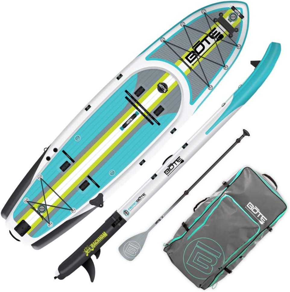 BOTE Rackham Aero Inflatable Fishing Paddle Board