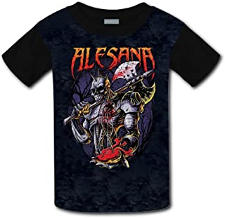 Mmm fight Alesana Light Weight Tee Shirts 2017 The Latest Version For boysfree Postage