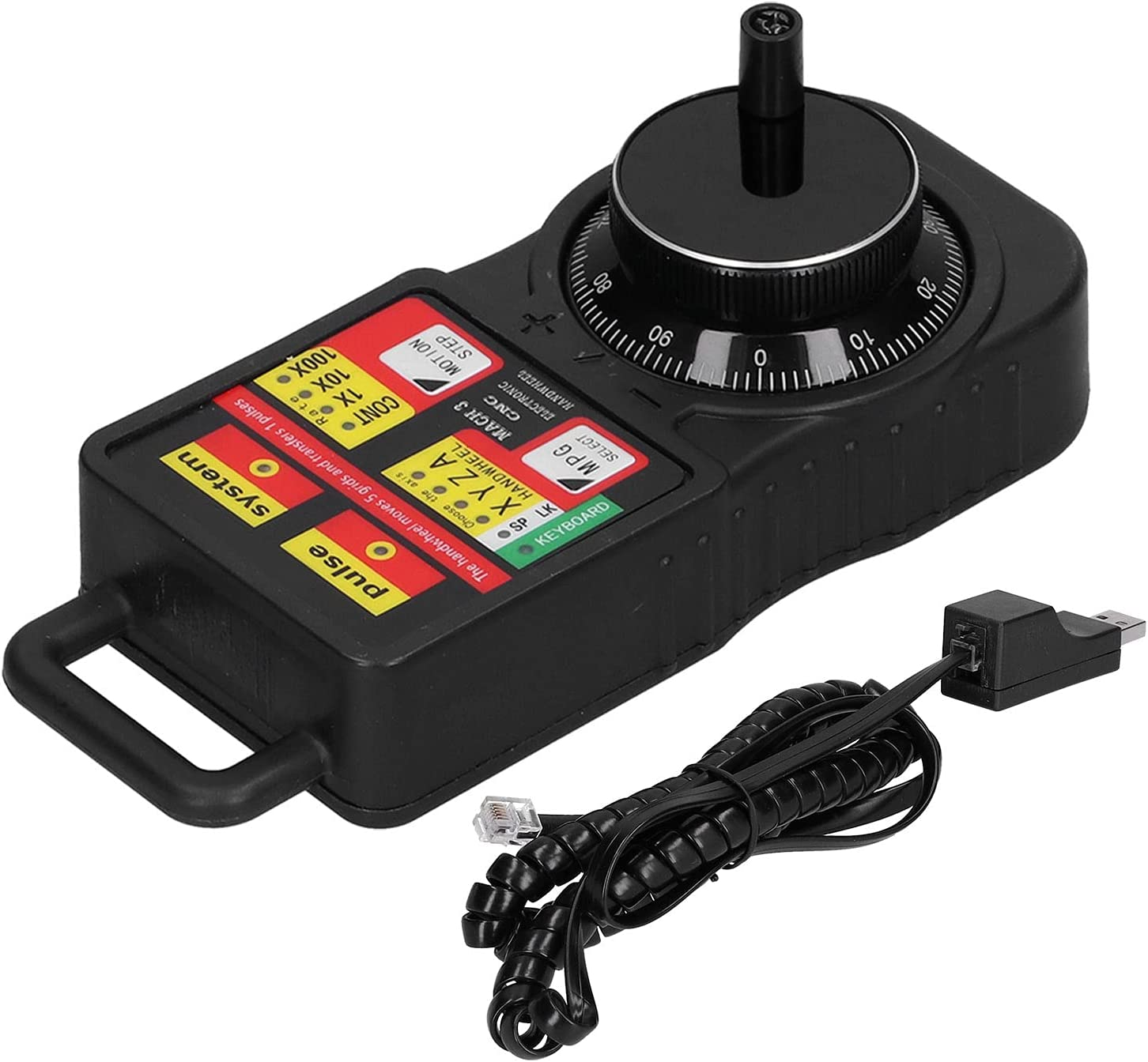 Electronic Handwheel Control Efficient Max 74% OFF and 2021 spring and summer new