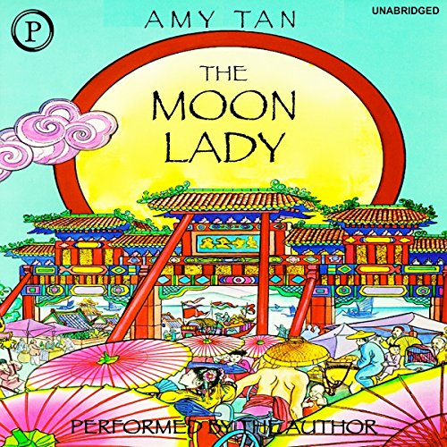The Moon Lady cover art