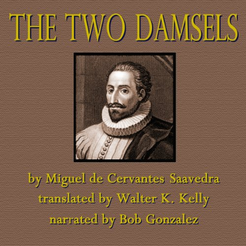 The Two Damsels audiobook cover art