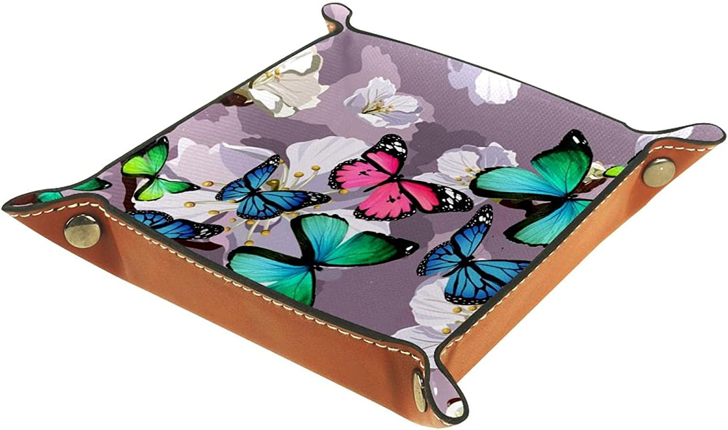 ASDWA Free shipping / New PU Leather Foldable Dice Rolling St Online limited product Jewelry for Watch Tray