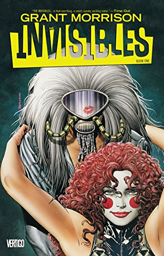 Invisibles TP Book One