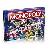 Juego de Mesa Monopoly Saint Seiya