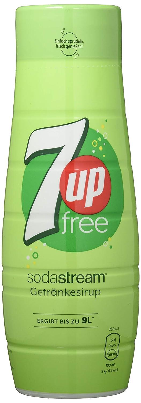 SodaStream Sirup 7UP free - Zitronen-Geschmack