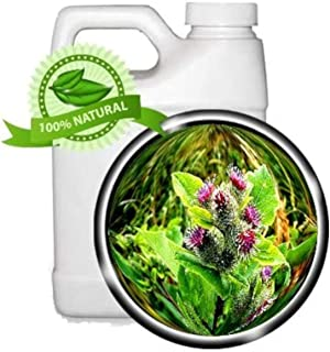 Burdock Oil Extract (Root) - 64oz - Hair-Scalp, anti-inflammatory, skin conditions