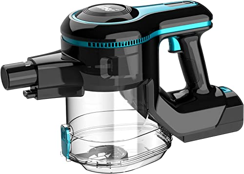 INSE N5 Main Motor with Dust Cup Light/Sky Blue