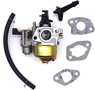 FitBest Adjustable Carburetor Carb with Choke Lever for Honda GX160 5.5HP GX200 6.5 HP Engine Replaces# 16100-ZH8-W61